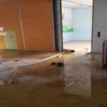 Raid vandalico in un ex asilo di Mappano quattro denunce 2