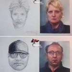 Rapina in abitazione con sequestro di persona ed estorsione, arrestata la banda dei finti finanzieri 1