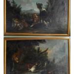 Recuperati tre dipinti rubati 39 anni fa al Castello Ducale di Agliè