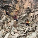 Recuperato il corpo senza vita di un alpinista
