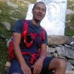 Ricerche di un alpinista sul massiccio del Monte Rosa