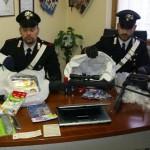 Ricettazione di merce rubata quattro persone denunciate