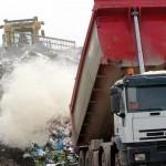 Discarica, rifiuti, ecologia, fossa ecologica, spazzatura,  camion rifiuti
