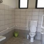 Rinnovati i servizi igienici del cimitero 1