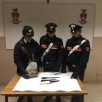 Rissa e accoltellamento tra extracomunitari, 3 persone arrestate dai Carabinieri