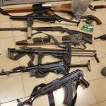 Ritrovate armi in Canavese
