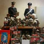Ritrovati 575 oggetti tra elfi, troll, fate e folletti tre denunce