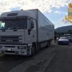 Ritrovati a Torino tre autocarri rubati a Leinì