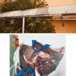 Rubano 10 kg. di rame 4 persone arrestate a Ivrea dalla Polizia
