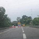 SP 460 si riducono i km chiusi al traffico