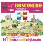 Sabato 11 e domenica 12 maggio la Mostra dell'artigianato e degli antichi mestieri di Bosconero
