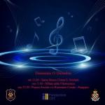 Sabato 14 concerto della Filarmonica a Rivarolo