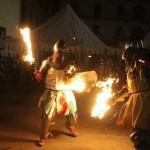 Sabato 21 aprile la visita a Palazzo Cisterna con il Torneo di Maggio di Cuorgnè 1