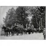 Sabato e domenica I Concorsi-Convegni pompieristici tra il 1800 e il 1900 1