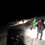 Salvati due scialpinisti al Pian della Mussa