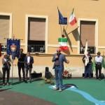 Scoperta la lapide al partigiano Leandro Savia