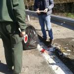 Scoperti già quattro autori di abbandono di rifiuti sulla provinciale 460