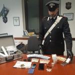 Sequestrate dosi di crak e cocaina