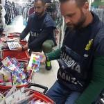 Sequestrati articoli pericolosi a Bussoleno e Santena