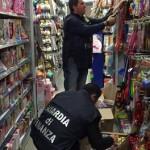 Sequestrati oltre 52.000 giocattoli potenzialmente pericolosi