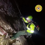 Soccorsi due alpinisti nelle Valli di Lanzo