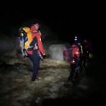 Soccorsi nella notte due escursionisti
