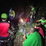 Soccorso Alpino a Megolo e Anzola intervento riuscito