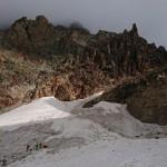 Soccorso un alpinista tedesco sul Monviso
