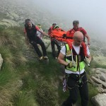 Soccorso un escursionista colpito da malore