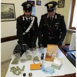 Spaccio di marijuana un arresto a Lugnacco