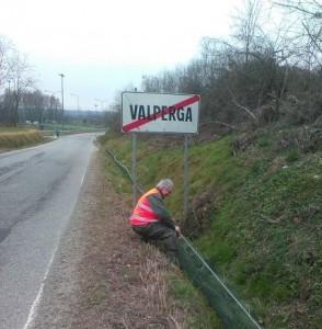 Sta per iniziare una nuova stagione di migrazione dei rospi Valperga