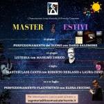 Stage ed eventi presso l'associazione Liceo Musicale di Rivarolo