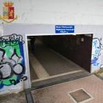 Stazione di Trofarello in corso le indagini della Polizia 2