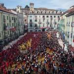 3 marzo, Carnevale di Ivrea © Alessandra Lanza