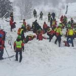 Terremoto concluso l'intervento in Abruzzo del Soccorso Alpino Piemontese 1