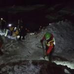 Terremoto il Soccorso Alpino Piemontese continua il lavoro a Penne 1