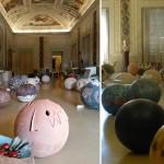 """Tornano le mostre alla Fornace di Spineto di Castellamonte ecco """"Planetarium"""""""