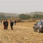 Trovati due cadaveri nelle campagne di Chivasso