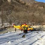 Trovato il corpo senza vita dello scialpinista disperso in Val Pellice