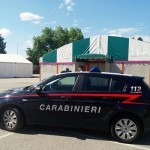 Ubriaco disturba la festa dei coscritti ed aggredisce i Carabinieri