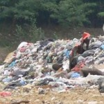 Un impianto per il trattamento dei rifiuti a Montanaro