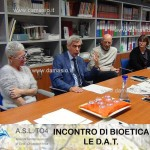 Un incontro di bioetica sul tema delle DAT(testamento biologico)