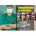 Una campagna contro la violenza nei confronti degli operatori sanitari