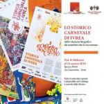 Una mostra sui manifesti dello Storico Carnevale di Ivrea