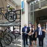Una nuova velostazione a Torino Porta Nuova