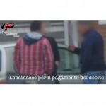 Usurai prestavano denaro ottenuto con il traffico di stupefacenti, 17 arresti dei carabinieri