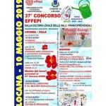 Venerdì 10 maggio il 37° Concorso EFFEPI