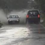 Vento, forte pioggia e grandine in Canavese 1