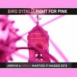 Vetrine in Rosa un concorso a Ivrea in occasione del Giro