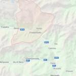 Viabilità interrotta sulla SP 33 della Val Grande a Chialamberto